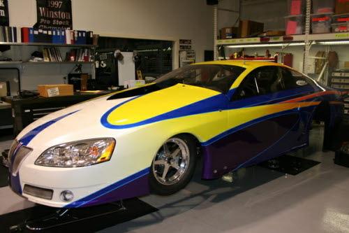 JBRC Race Car